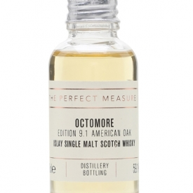 Octomore 9.1 Sample / 5 Year Old / American Oak Islay Whisky