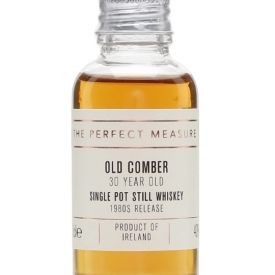 Old Comber 30 Year Old Sample / 1980s Release
