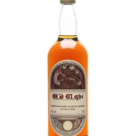 Old Elgin 1940 / 40 Year Old / Gordon & Macphail Highland Whisky