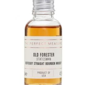 Old Forester Statesman Sample Kentucky Straight Bourbon Whiskey