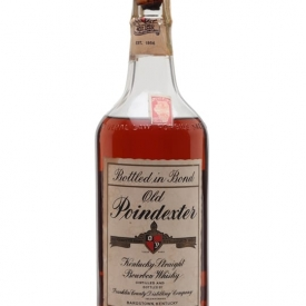 Old Poindexter Brand 5 Year Old / Bot.1946 Kentucky Whisky