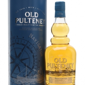 Old Pulteney Navigator Highland Single Malt Scotch Whisky