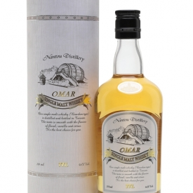 Omar Bourbon Single Malt / Small Bottle Taiwanese Single Malt Whisky
