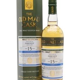 Orkney 2003 / 15 Year Old / Old Malt Cask Island Whisky