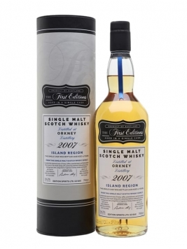 Orkney 2007 / 11 Year Old / First Editions Island Whisky