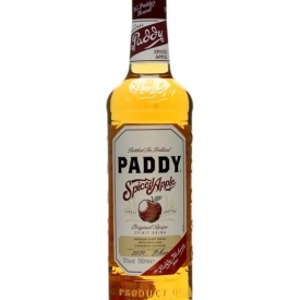 Paddy Spiced Apple Whiskey Liqueur