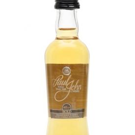 Paul John Bold / Miniature Indian Single Malt Whisky