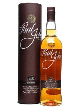 Paul John Edited Indian Single Malt Whisky