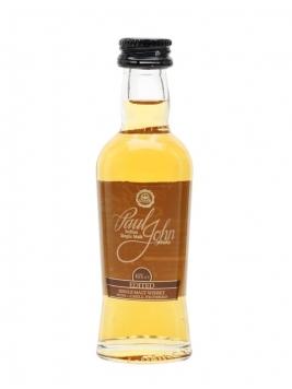 Paul John Edited / Miniature Indian Single Malt Whisky