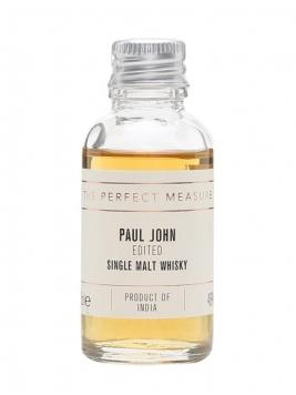 Paul John Edited Sample Indian Single Malt Whisky