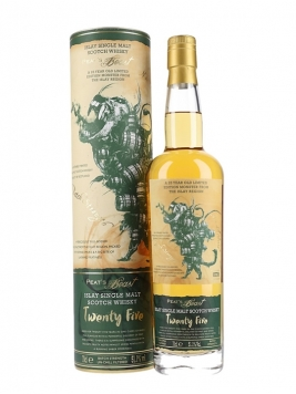 Peat's Beast 25 Year Old Islay Single Malt Scotch Whisky