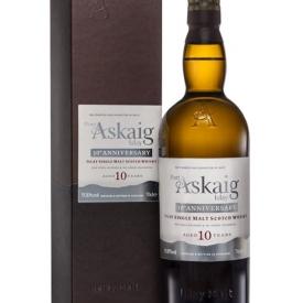 Port Askaig 10 Year Old / 10th Anniversary Islay Whisky