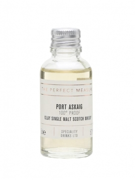 Port Askaig 100° Proof Sample Islay Single Malt Scotch Whisky