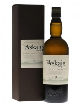 Port Askaig 19 Year Old Islay Single Malt Scotch Whisky