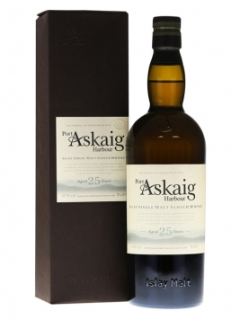 Port Askaig 25 Year Old Islay Single Malt Scotch Whisky