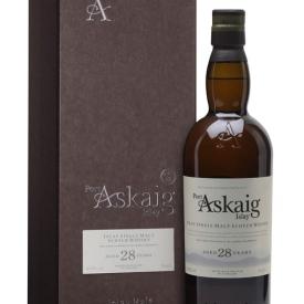 Port Askaig 28 Year Old Islay Single Malt Scotch Whisky