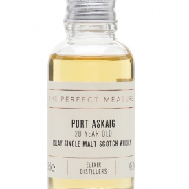 Port Askaig 28 Year Old Sample Islay Single Malt Scotch Whisky