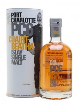 Port Charlotte PC6 / Cuairt-Beatha Islay Single Malt Scotch Whisky