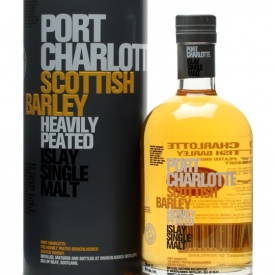 Port Charlotte Scottish Barley Islay Single Malt Scotch Whisky