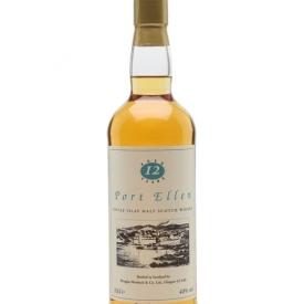 Port Ellen 12 Year Old / Douglas Murdoch Islay Whisky