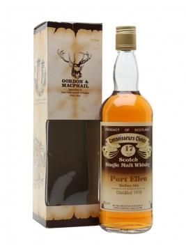Port Ellen 1970 / 17 Year Old / Connoisseurs Choice Islay Whisky