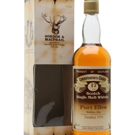 Port Ellen 1970 / 17 Year Old / Connoisseurs Choice Islay Whisky