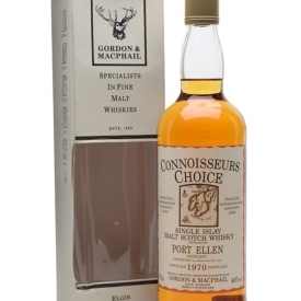 Port Ellen 1970 / Connoisseurs Choice Islay Single Malt Scotch Whisky