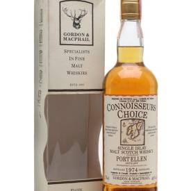 Port Ellen 1974 / Connoisseurs Choice Islay Single Malt Scotch Whisky