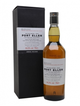 Port Ellen 1978 / 27 Year Old / 6th Release (2006) Islay Whisky