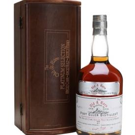 Port Ellen 1978 / 27 Year Old / Sherry Cask Islay Whisky