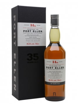 Port Ellen 1978 / 35 Year Old / 14th Release (2014) Islay Whisky