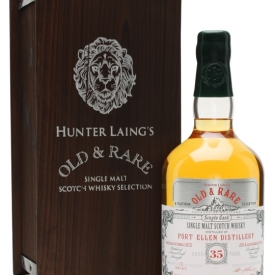 Port Ellen 1978 / 35 Year Old / Sherry Butt / Old & Rare Islay Whisky