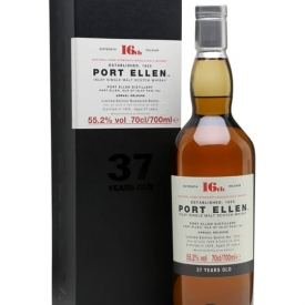 Port Ellen 1978 / 37 Year Old / 16th Release (2016) Islay Whisky