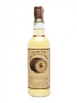 Port Ellen 1979 / 15 Year Old / Signatory Islay Whisky