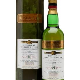 Port Ellen 1979 / 21 Year Old / Old Malt Cask Islay Whisky
