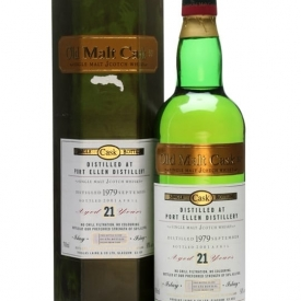 Port Ellen 1979 / 21 Year Old / Old Malt Cask Islay Whisky