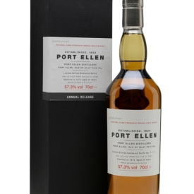 Port Ellen 1979 / 24 Year Old / 3rd Release (2003) Islay Whisky