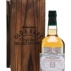 Port Ellen 1979 / 31 Year Old / Old & Rare Platinum Islay Whisky