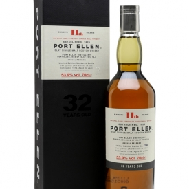 Port Ellen 1979 / 32 Year Old / 11th Release Islay Whisky
