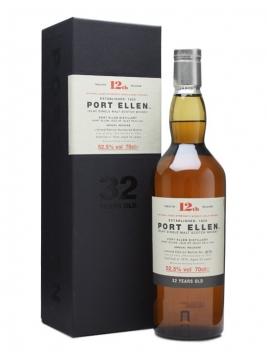 Port Ellen 1979 / 32 Year Old / 12th Release (2012) Islay Whisky