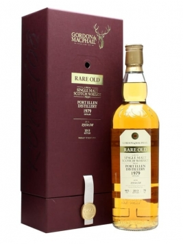 Port Ellen 1979 / Rare Old / Gordon & Macphail Islay Whisky