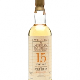 Port Ellen 1980 / 15 Year Old / Wilson & Morgan Islay Whisky