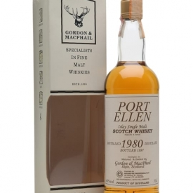 Port Ellen 1980 / Bot.1997 / Gordon & Macphail Islay Whisky