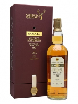 Port Ellen 1980 / Rare Old / Gordon & MacPhail Islay Whisky