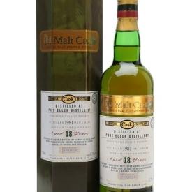 Port Ellen 1981 / 18 Year Old / Sherry Cask / Old Malt Cask Islay Whisky