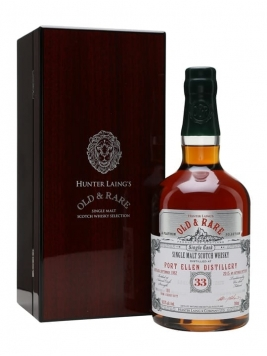 Port Ellen 1982 / 33 Year Old / Sherry Butt / Old & Rare Islay Whisky