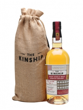 Port Ellen 1982 / 34 Year Old / The Kinship Islay Whisky