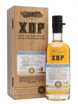 Port Ellen 1982 / 34 Year Old / Xtra Old Particular Islay Whisky