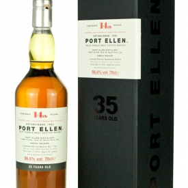Port Ellen 35 Year Old 14th Annual Release