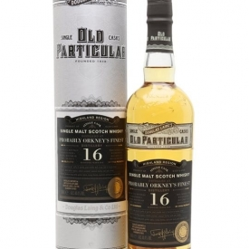Probably Orkney's Finest 2003 / 16 Year Old / Old Particular Island Whisky
